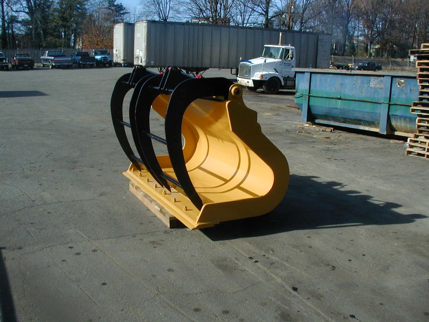 SkidStreet Grapple Buckets