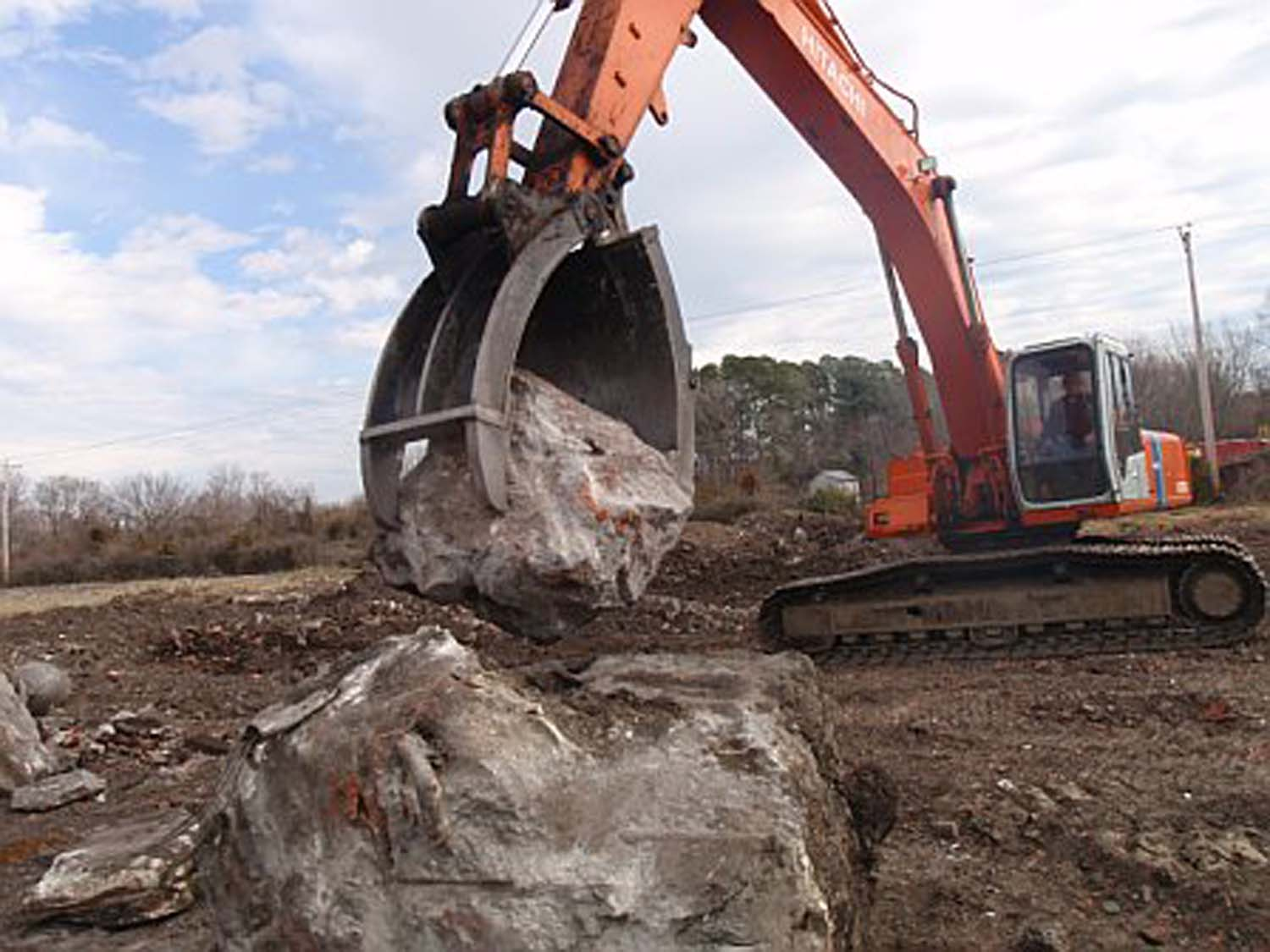 Demolition Grapples Manufacturers In North America