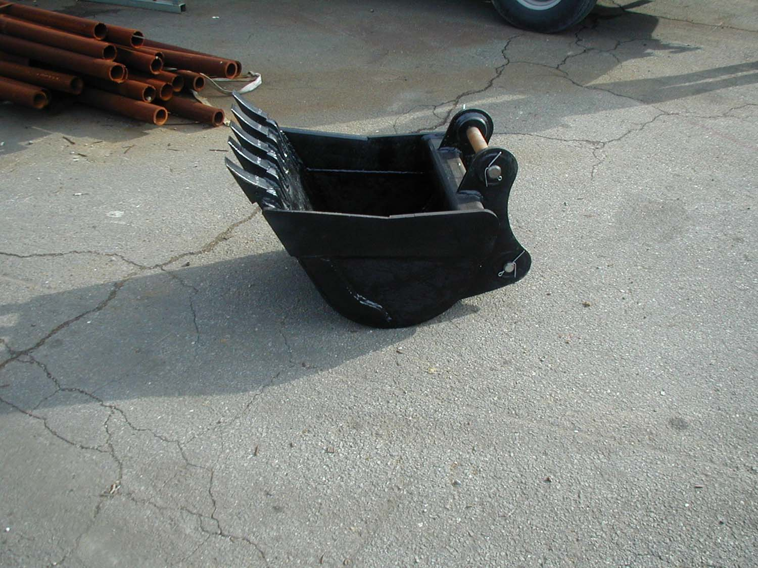 Backhoe Buckets Attachments