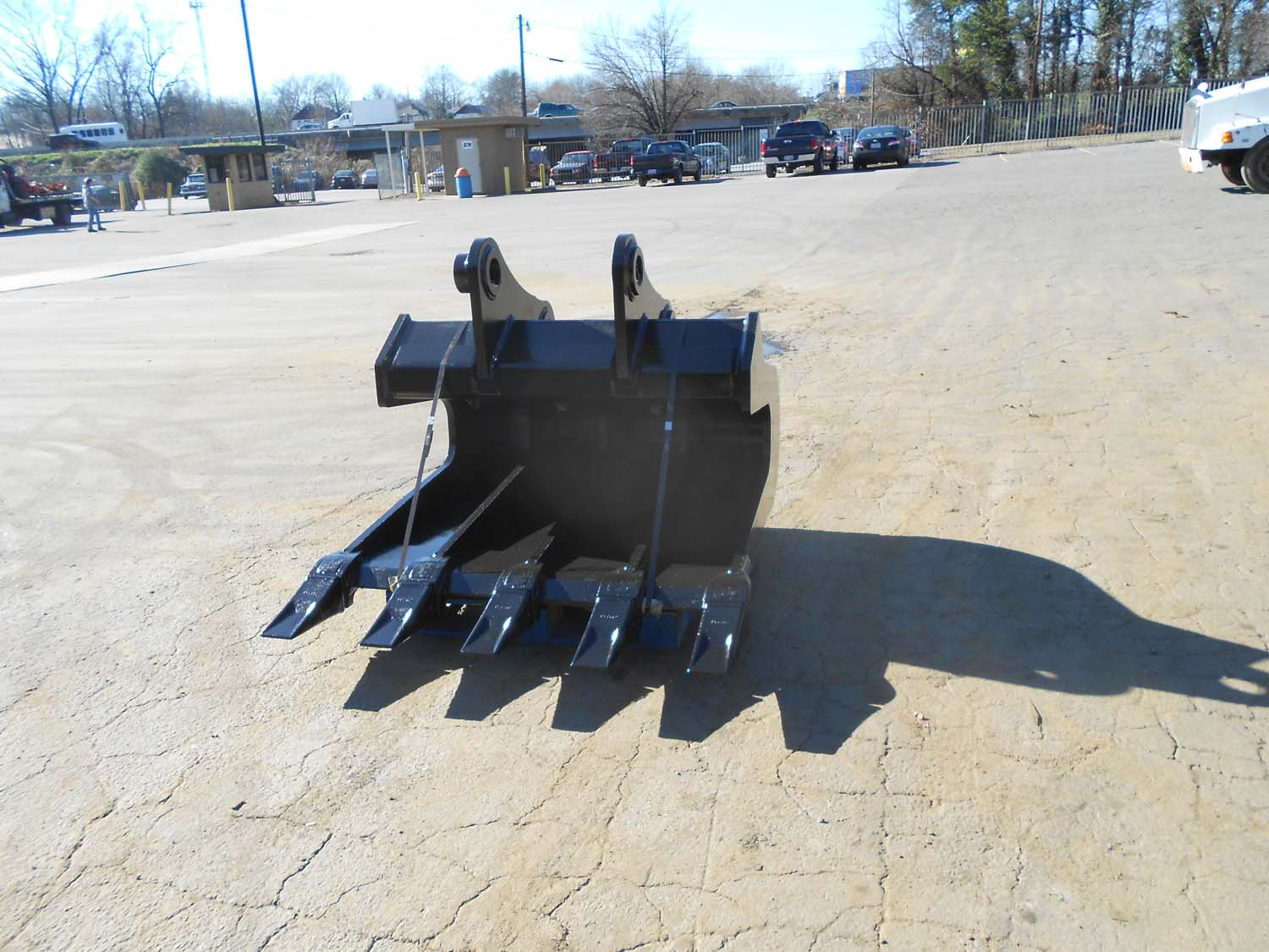 Excavators Pavement Removal Bucket