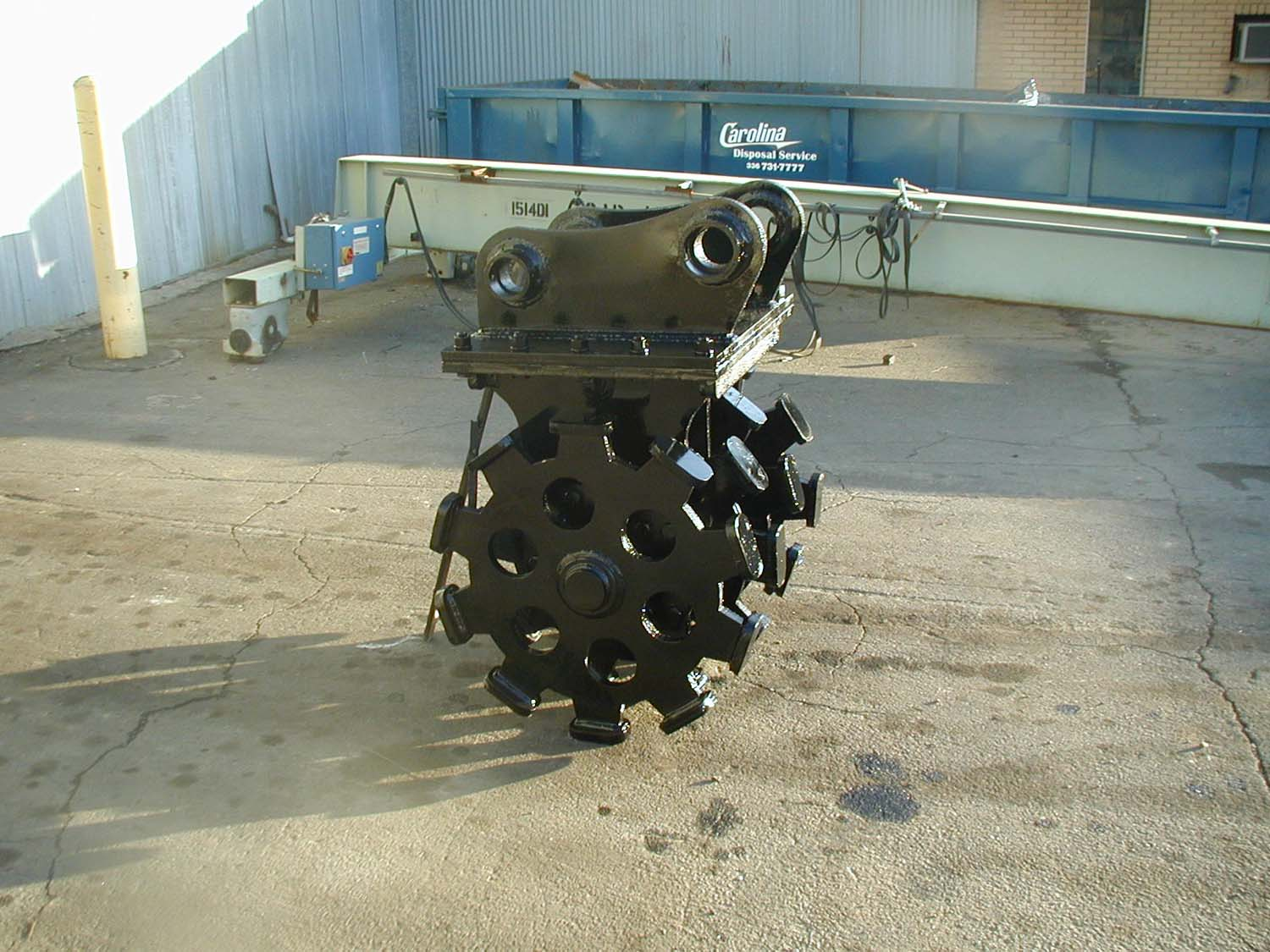 Compaction Wheel for sale