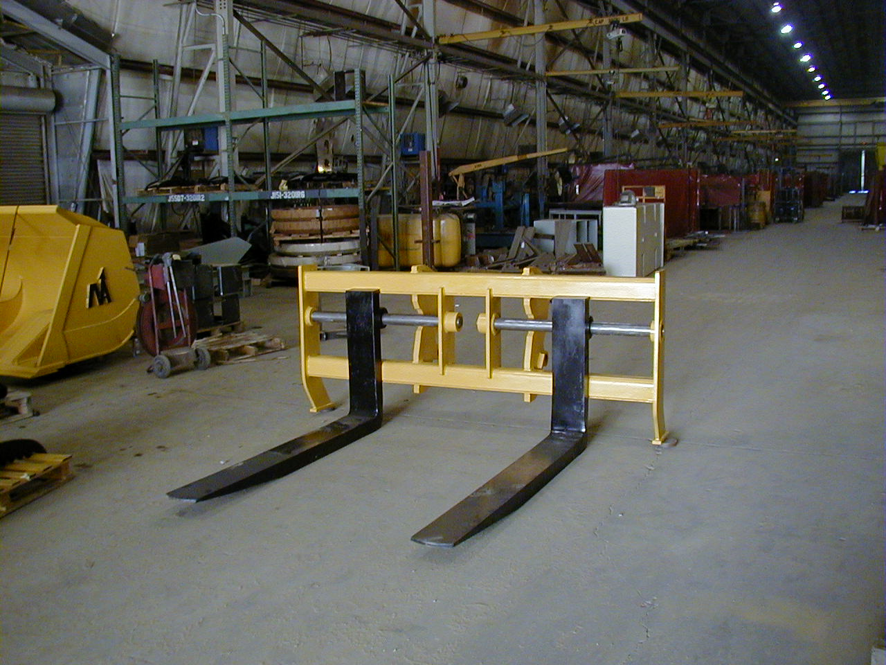 Skid Steer Fork Carriages Manufacturers