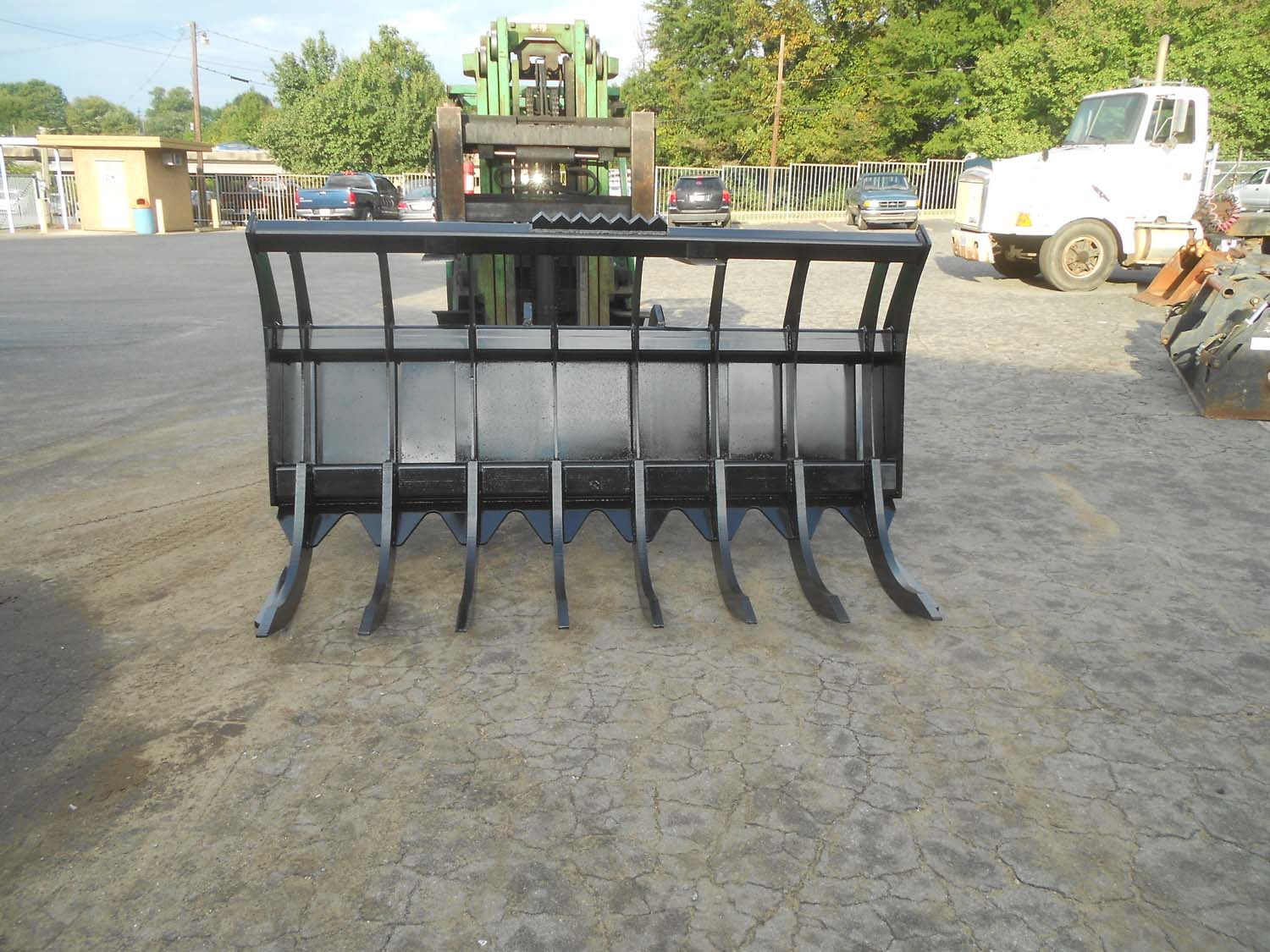 customize Loader Rake attachments