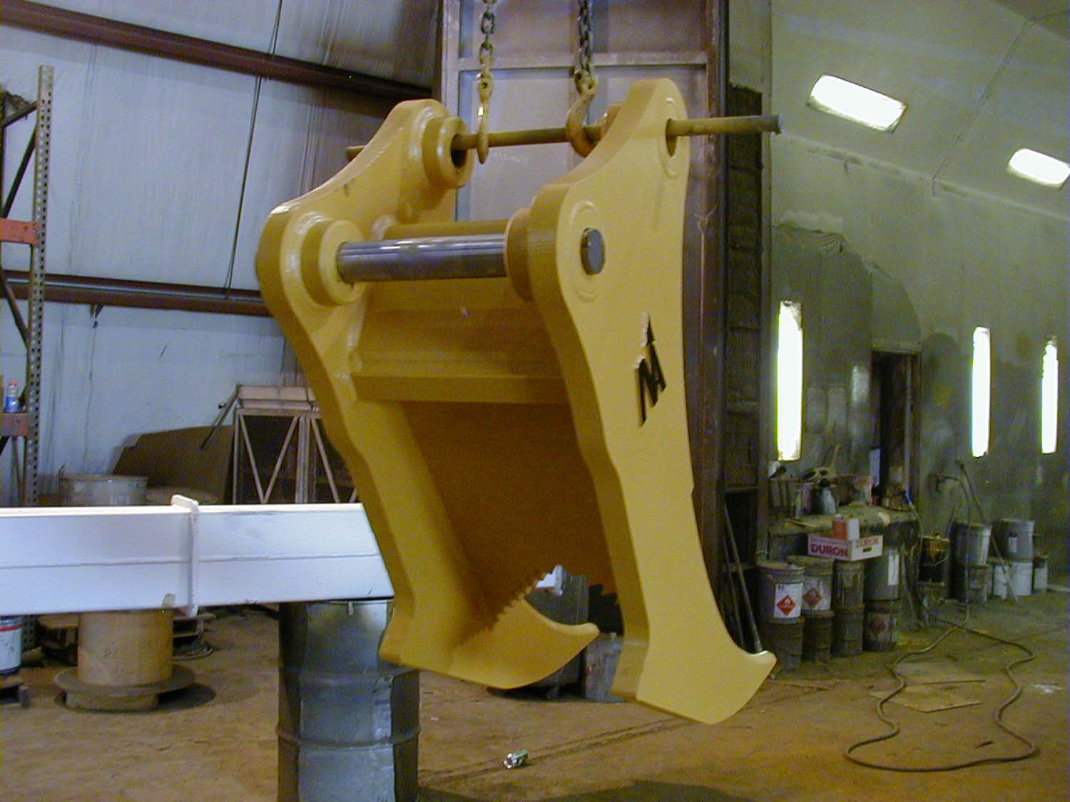 Excavators  Rippers and Stumpers